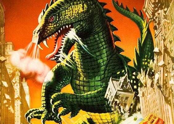 El monstre dels temps remots (dinosaure)